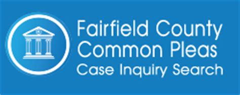 Fairfield Ohio Court Records Fairfield County Ohio Official Website