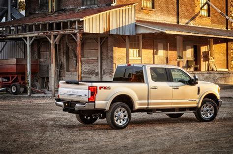 all truck 2017 ford duty all aluminum trucks announced