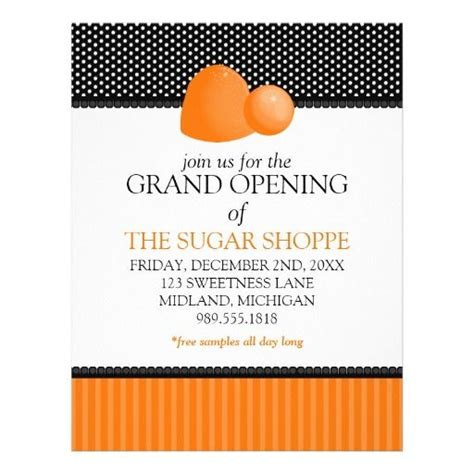 grand opening flyer template free grand opening flyer template grand opening flyer