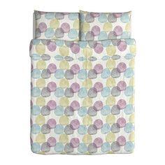 Ikea Honsbar Quilt Sejuk 150x200cm ikea alvine ljuv duvet cover comforter quilt king size country new nip duvet covers