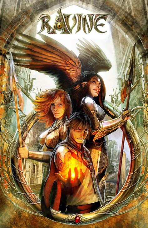 Soekamtiday Vol 1 Comic Series ravine vol 1 releases image comics