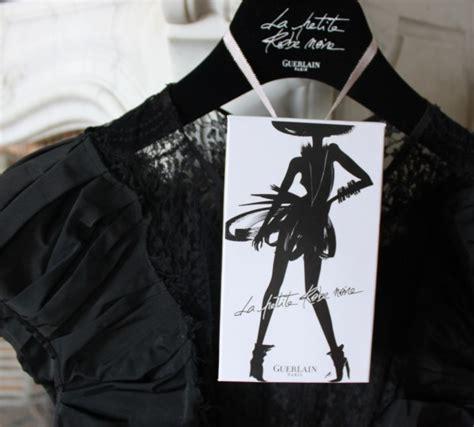 le petit robe noir la robe by guerlain s closet