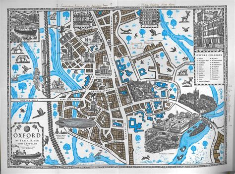 lyras oxford his dark a map of lyra s oxford from philip pullman s quot his dark materials quot series here there be