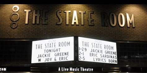 State Room Slc by The State Room Salt Lake City Events Calendar And Tickets