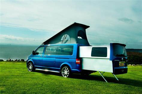 vw transporter van vw t5 transporter doubleback is a great idea car tuning