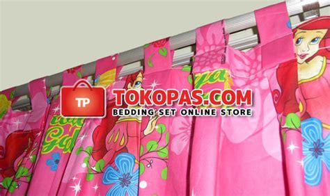 Sprei Sweet Ribbon Tosca gorden karakter kartun anak dewasa murah