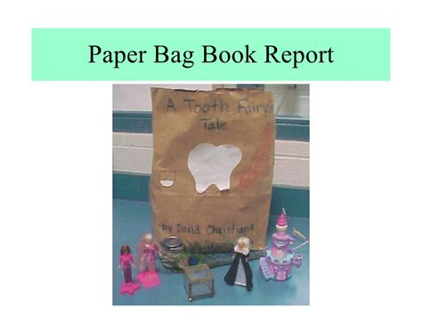 Cd Book Report Project by Book Report Projects