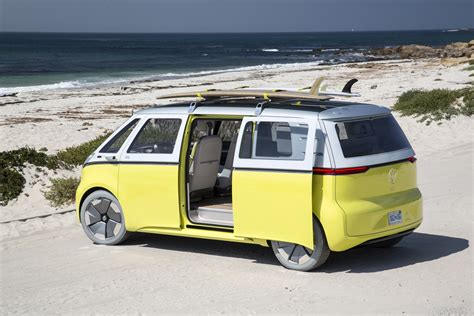 electric volkswagen van electric volkswagen id buzz due in 2022 gas 2
