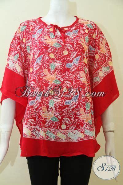 Blouse Batik Batwing Big Arsyza Blus Batik Kelelawar Modis Arsy baju atasan wanita model kelelawar model terbaru jual