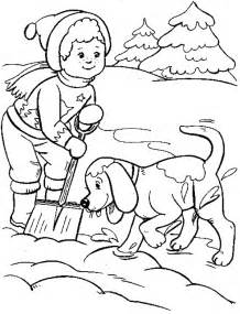 winter coloring winter coloring pages for coloringpagesabc