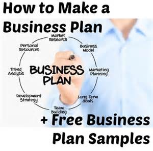 How To Create A Business Plan Template by How To Make A Business Plan And Bonus Free Business Plan