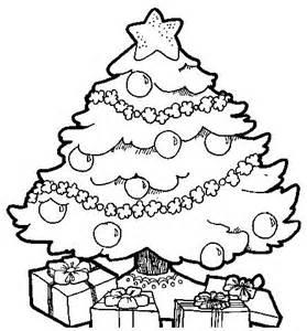 arboles de navidad para calcar disfruta de lindos dibujos para pintar en navidad