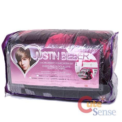 justin bieber bed set justin bieber double queen comforter set pink microfiber