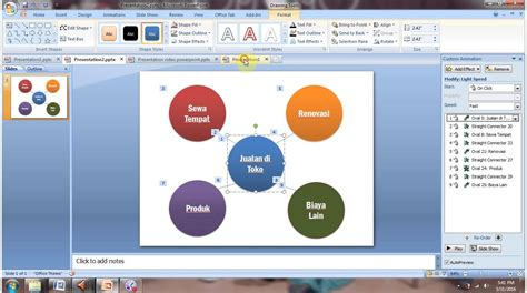 cara membuat presentasi power point animasi tips membuat slide presentasi powerpoint yang menarik
