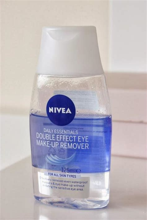 Makeup Remover Nivea nivea daily essentials effect eye makeup remover review paperblog