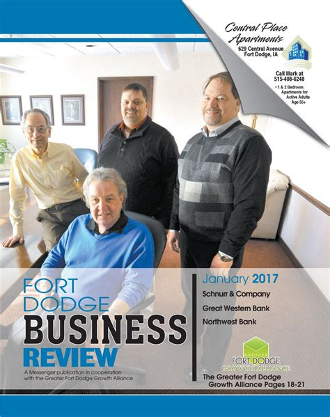 great western bank fort dodge iowa 2017 bussiness review by newspaper issuu