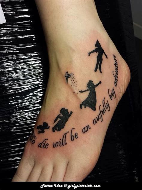 foot tattoos writing designs 25 best ideas about pan tattoos on