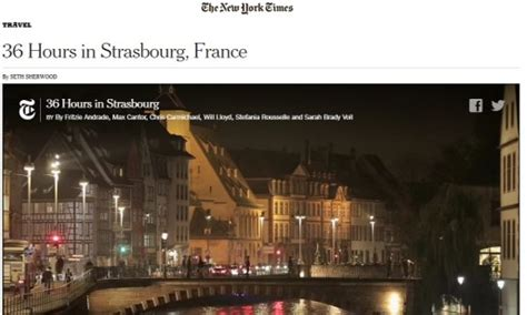 36 hours in lyon france the new york times le new york times passe un week end 224 strasbourg