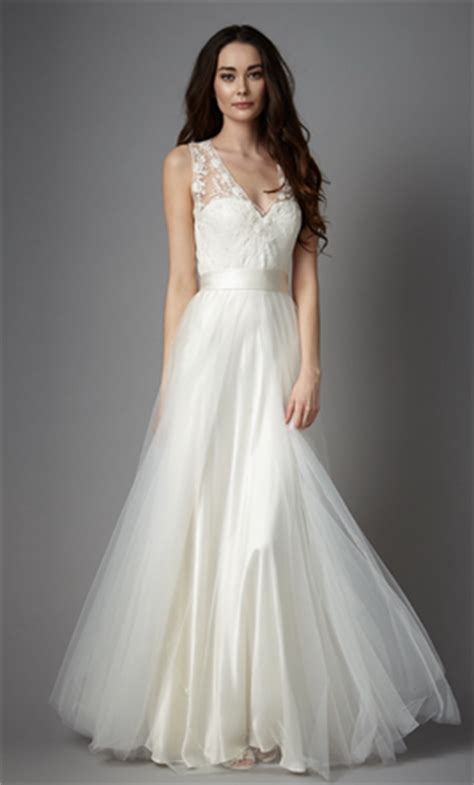 BHLDN Onyx 800 Size 8 Used Wedding Dresses