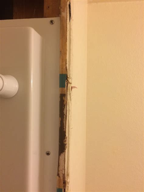 Best Drywall For Showers by Drywall How Should I Finish A Shower Stall At An Outside