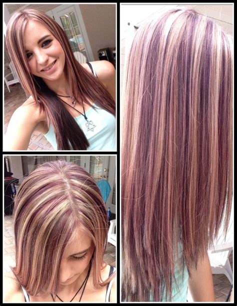dramatic hair color highlights pictures 61 best hair ideas images on pinterest hair ideas