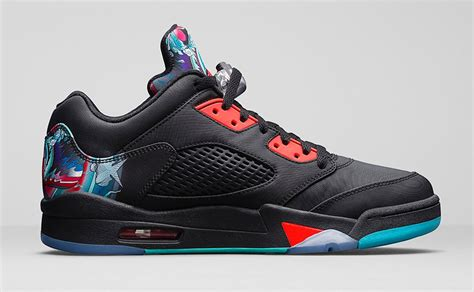 Nike Airmex Y7 official images of the air 5 low new year