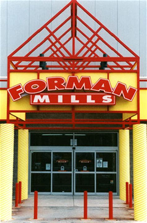 Forman Mills Gift Card - locations