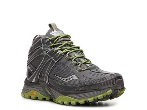 saucony hiking shoes saucony progrid adventerra gtx mid hiking boot womens dsw