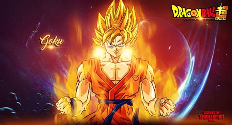 dragon ball super wallpaper deviantart dragon ball super goku wallpaper by shahzamanabbasi on