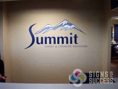 Wall Signs & Graphics   Signs for Success