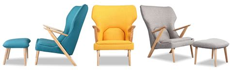 armchairs and ottomans modern armchair and ottoman chairs seating