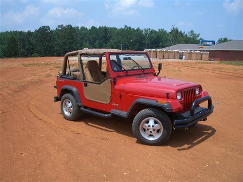 1994 Jeep Wrangler Se 1994 Jeep Wrangler Exterior Pictures Cargurus