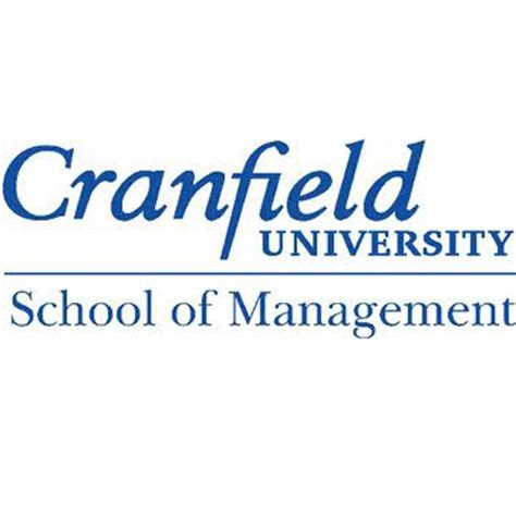 Cranfield School Of Management Time Mba by Cranfield School Of Management