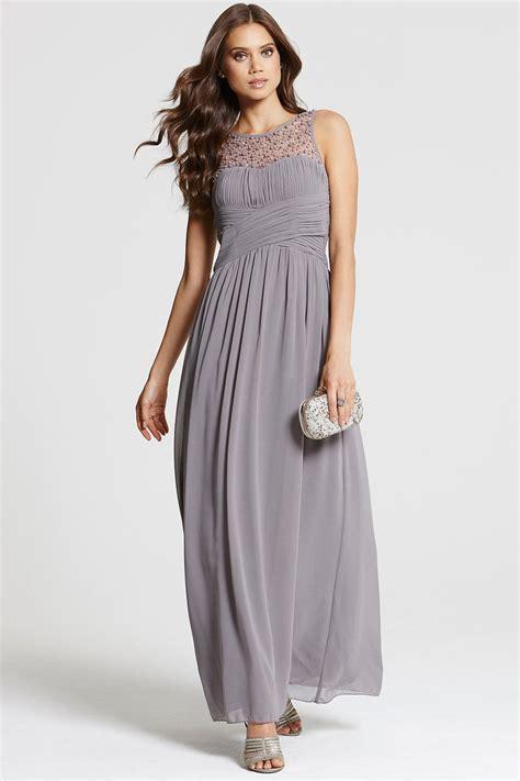 Dress Maxy Grey grey maxi dresses cocktail dresses 2016