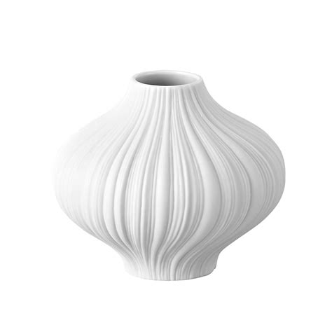 rosenthal vaso rosenthal plissee vase gump s
