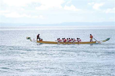 zamboanga dragon boat mintal s dragon boat team to get national award sunstar