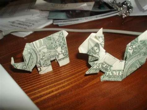 Elephant Money Origami - 17 best origami images on towel origami towel