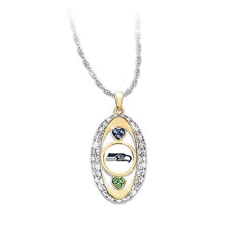 Seattle Seahawks Jewelry Seattleteamgear
