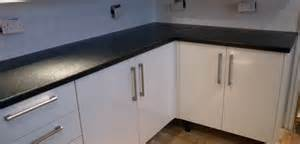 kitchen worktop cutting template how to fit a worktop self build co uk