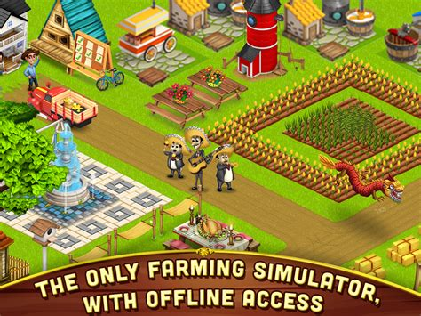 download game hay day mod offline big little farmer offline farm android apps on google play