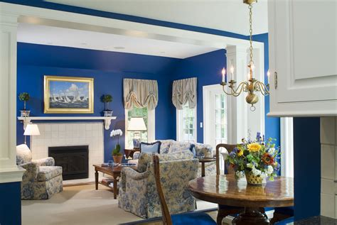 Blue In Living Room by Living Room Traditional Blue Living Room Decor Ideas