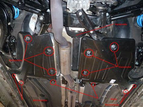 Audi Tt 8n Stoßstange by Unterboden Quattro Unterbodenverkleidung Kraftstofftank