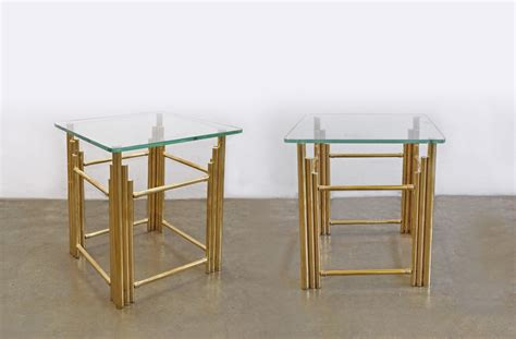 modern brass table modern brass side tables per seper se