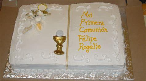 Pasteles Para Primera Comunion Pasteles Y Postres Edible Memories Primera Comunion