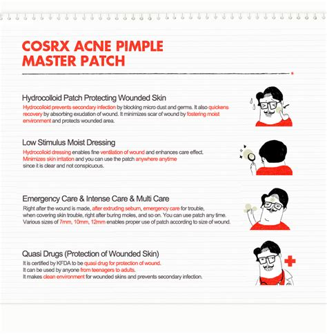 Murah Cosrx Acne Pimple Master Patch 24patches cosrx acne pimple master patch 24patches 8809416470245 ebay