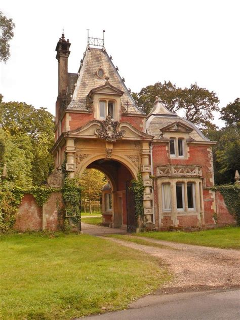 french country mansion 50 best gatehouses caretaker cottages and train depots
