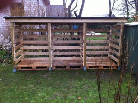 How To Make A Shed From Wood Pallets by Diy Pallet Wood Shed Outdoor Shed Plans Free