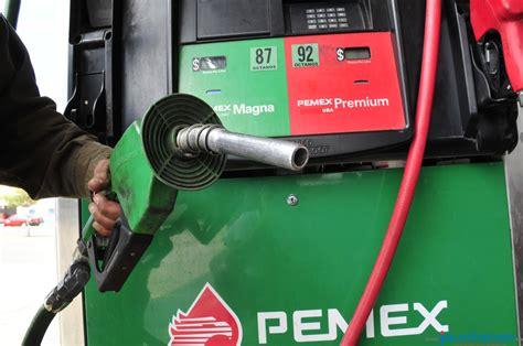 precio de la gasolina baja a partir del 1 de enero de 2016 baja gasolina 2 centavos edomex al d 237 a
