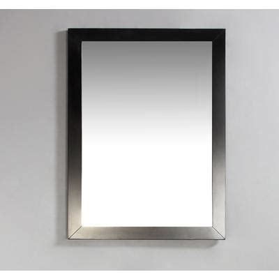 20 x 30 bathroom mirror simpli home burnaby 20 inch x 30 inch espresso brown bath