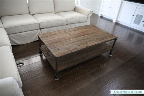 Restoration Hardware Ls by Coffee Table Diy Restoration Hardware Coffee Table Home